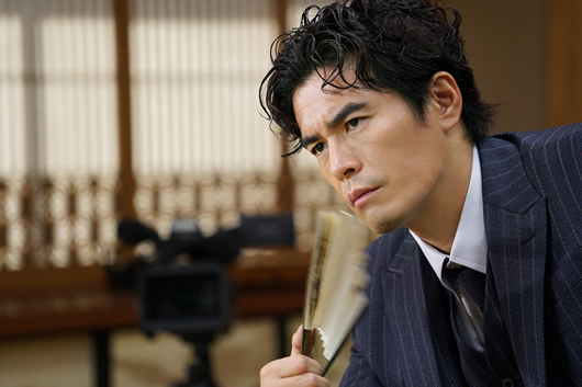 『3月のライオン』後藤正宗を演じる伊藤英明