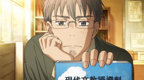 零の通う高校教師、林田高志(はやしだ たかし)はどのようなキャラ設定?