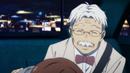 二階堂家の執事、花岡とはどのようなキャラ設定?